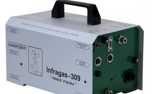 Analizzatore Infragas 309 Assemblad